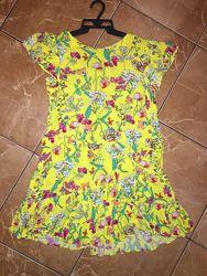 Платье ZARA на 10-12 лет, в идеальном состоянии