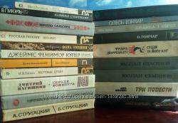 Бу книги разных жанров, 80-90е