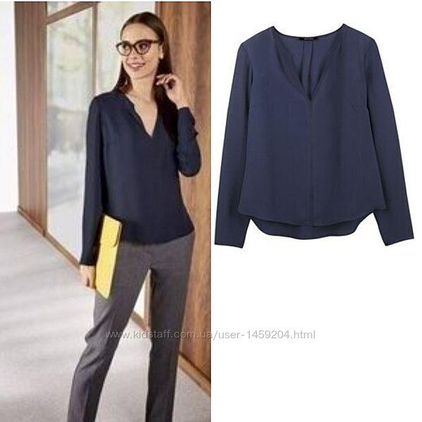 Элегантная женская блуза рубашка блузка Esmara Германия