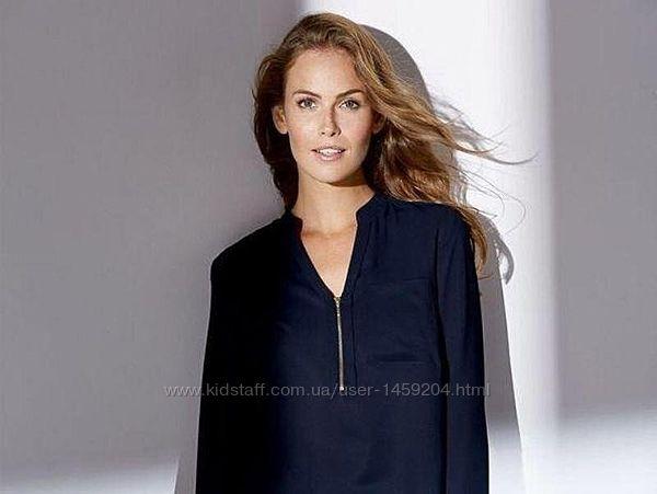 Красивая женская шифоновая блузка рубашка блуза Esmara Германия