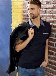 Стильная мужская футболка поло тенниска Livergy Германия