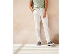 Мужские льняные штаны брюки, лен хлопок livergy Германия