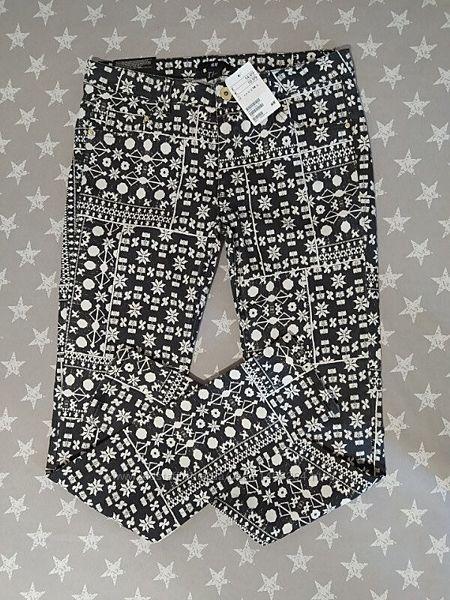 H&M оригинал. Женские стрейчевые джинсы брюки Skinny