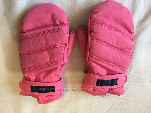 Рукавицы, рукавички, варежки родео, Rodeo розовые
