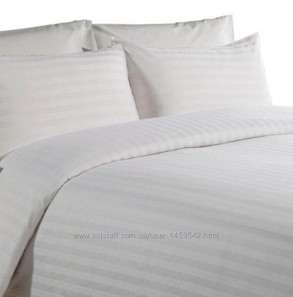 Комплект постельного белья сатин страйп