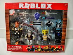 Набор роблокс рыцари roblex коллекционные фигурки