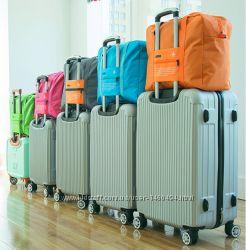Дорожная сумка для багажа на чемодан рюкзак