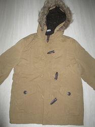Куртка демисезон весна - осень на мальчика 8 - 9 лет