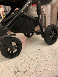 Новые универсальне чехлы на колеса На любую коляску