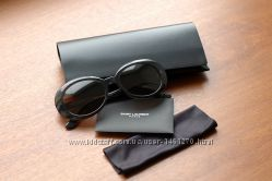 Солнцезащитные очки Saint Laurent, новые и оригинальные