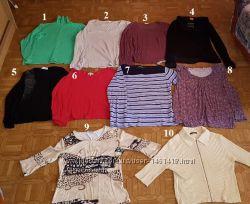 Женские водолазка, свитер, кофта, гольф, реглан, флиска, джемпер XS-L р-р