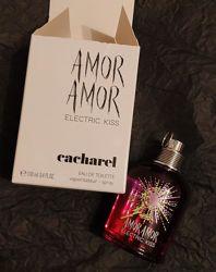 Cacharel Amor Amor Electric Kiss Туалетная вода тестер в коробке 100мл