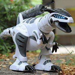 Робозавр на пульт управление