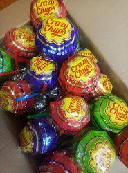 Большая конфета чупа чупс с сюрпризом