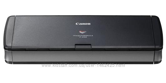 Документ-сканер Canon imageFORMULA P-215II