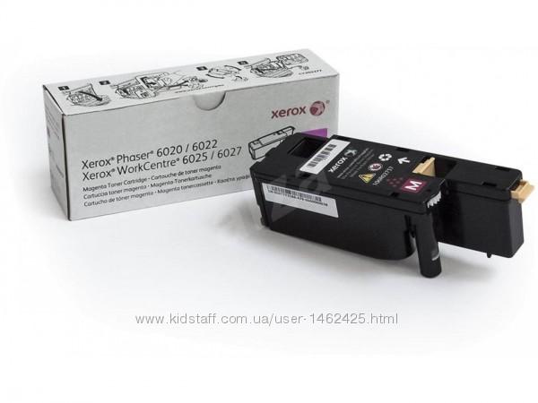 Картридж для лазерных принтеров-МФУ Xerox Phaser 6020-6022-WC6025-6027 Mage