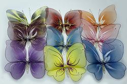 Бабочка метелик для штор, гардин, украшение