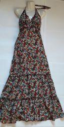 сарафан, платье с цветочным принтом New look p. S-M