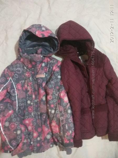 отличные куртки на девочку