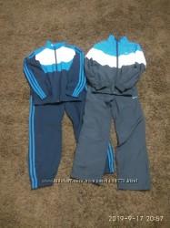 спортивные костюмы и ветровки