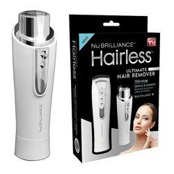 Женский эпилятор триммер для лица Hairless