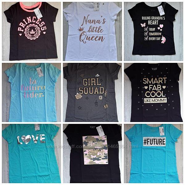 Новые футболочки Children&acutes Place
