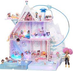 Новый Дом шале зимний ЛОЛ L. O. L. Surprise Chalet Winter Disco 562207