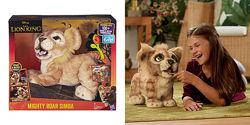 Симба Король Лев FurReal Friends Hasbro Disney The Lion King Simba