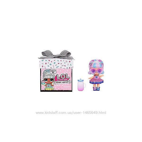 Кукла ЛОЛ Сюрприз Подарок L. O. L. SURPRISE серии Present Surprise 570660
