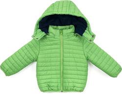 Демисезонная курточка на флисе для мальчика/ девочки.