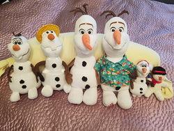 Олаф Olaf Disney Frozen Холодное сердце