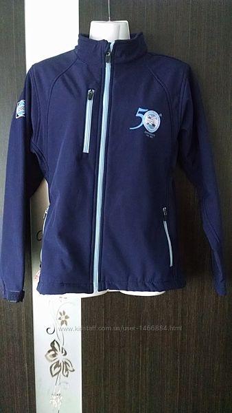 Термо куртка на флисе, софтшелл 44-46р