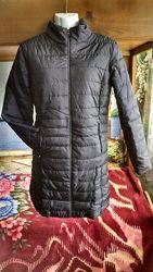 Новая, темно-синяя демисезонная куртка 44-46р