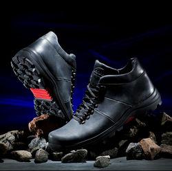 Кожаные мужские ботинки, нат. шерсть, супер-цена, 653 грн