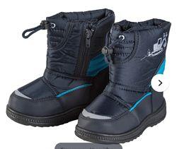 Зимние ботинки для мальчика Topolino