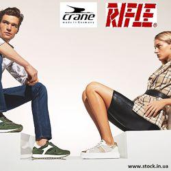 Обувь сток / Сток обувь Crane & Rifle / Обувь оптом на вес