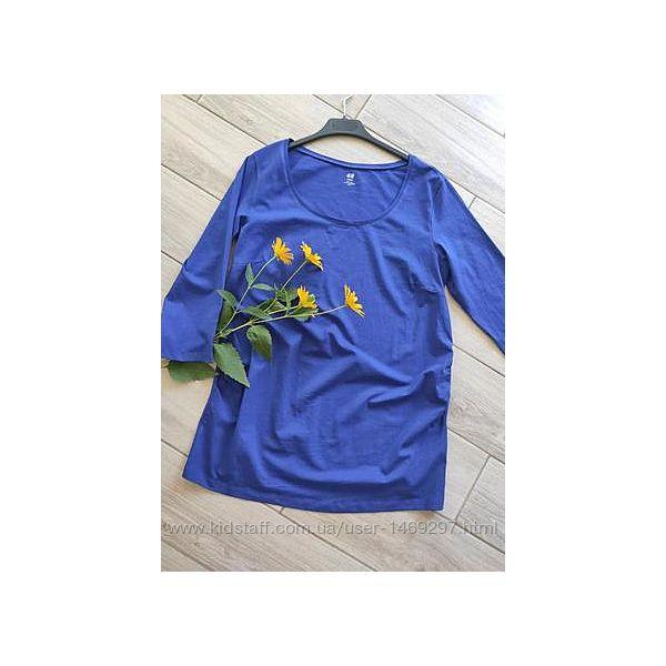 Трикотажная футболка для беременных h&m