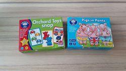 Розвиваючі настільні ігри Orchard Toys