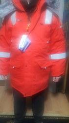 Защитная, огнестойкая, теплая куртка Gis L