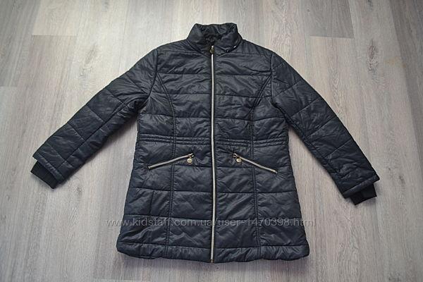 Деми куртка на синтепоне ф. Outdoor р. 46-48 L-XL в отличном состоянии