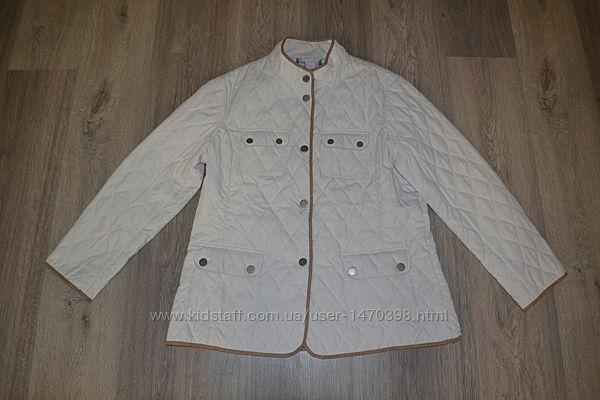 Легкая куртка на синтепоне ф. Canda C&A р. 46, L