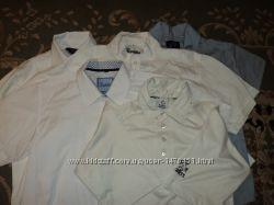 Стартовые белые блузки для верховой езды и конного спорта