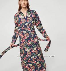 Платье - рубашка Mango
