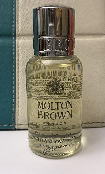 Milton Brown orang&bergamot гель для ванны и душа 30 мл