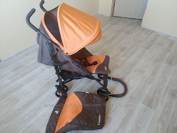 Коляска дитяча Carrello Vento Orange CPL-1402