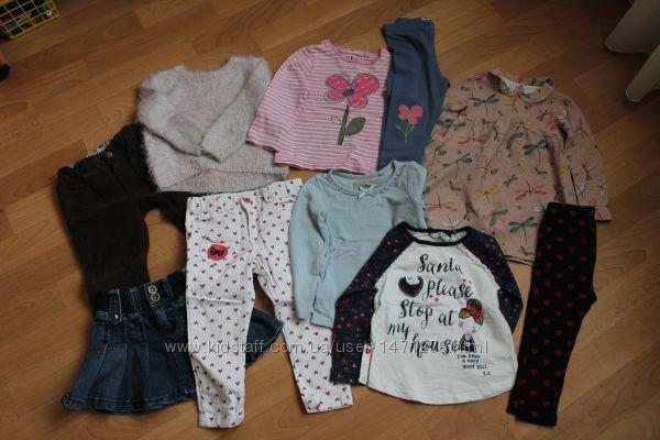 Пакет фирменной одежды 2-3 года