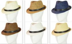 Шляпа Федора Челентанка мужская