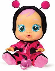 Плачущий пупс Cry Babies Lady The Ladybug Doll