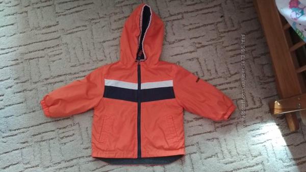 Двостороння куртка вітровка Oshkosh 18m