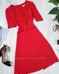Шикарное новое красное платье asos